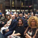 A sinistra il procuratore capo facente funzioni Irene Bilotta