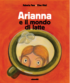 arianna e il mondo di latte