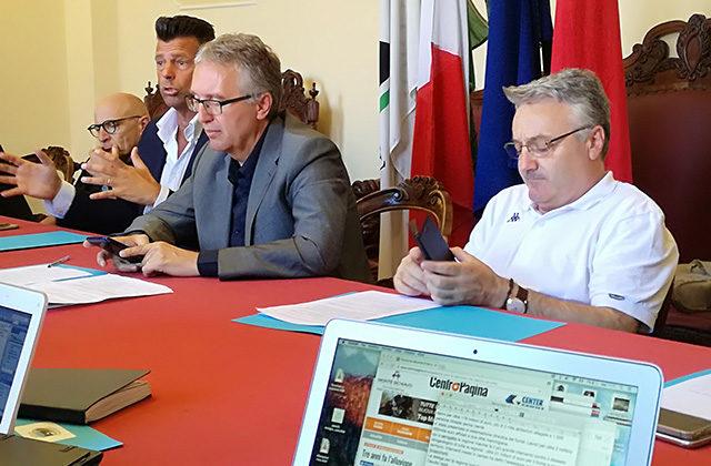 La conferenza sui lavori sul fiume Misa di Senigallia