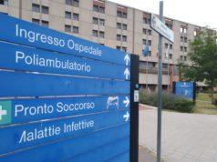 L'ospedale regionale a Torrette di Ancona