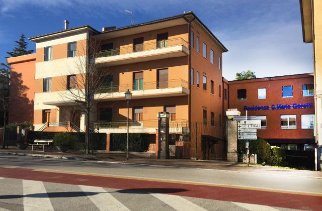 Rsa di Corinaldo: La residenza per anziani S.Maria Goretti di Corinaldo