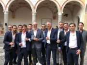 Francesco Casoli e il team di Elica