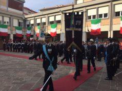 La cerimonia dei Carabinieri ad Ancona per il 204° anniversario della Fondazione dell'Arma
