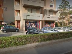 La sala slot GPlanet di via Sanzio, a Senigallia