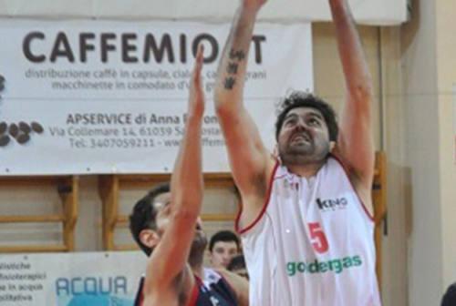 Goldengas, Pierantoni dà la carica: «Ci alleniamo per vincere ogni partita»