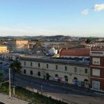 Il centro storico di Senigallia
