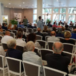 La presentazione del Raffaello Hotel (ex Duchi della Rovere) a Senigallia