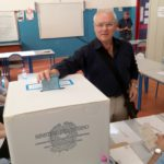 Giordano Rotatori al voto
