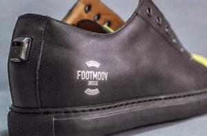 Una delle ultime applicazioni della tecnologia: la scarpa dotata di sensori di movimento