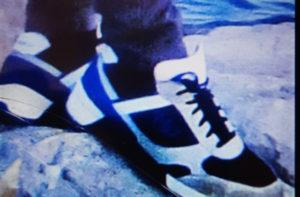 Le scarpe indossate dal rapinatore sono risultate utili ai fini delle indagini