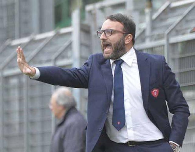Davide Ciampelli, nuovo tecnico della Jesina