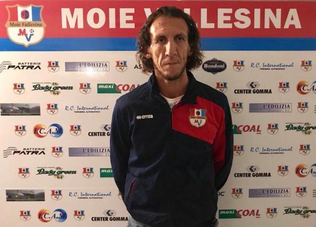 Tito Perini, nuovo tecnico del Moie Vallesina