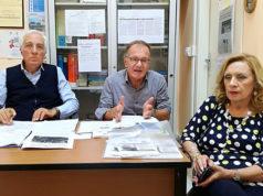 Umberto Solazzi e Carlo Massacci del Tribunale del Malato, assieme a Gianna Russo di CittadinanzAttiva, intervengono sull'ospedale di Senigallia