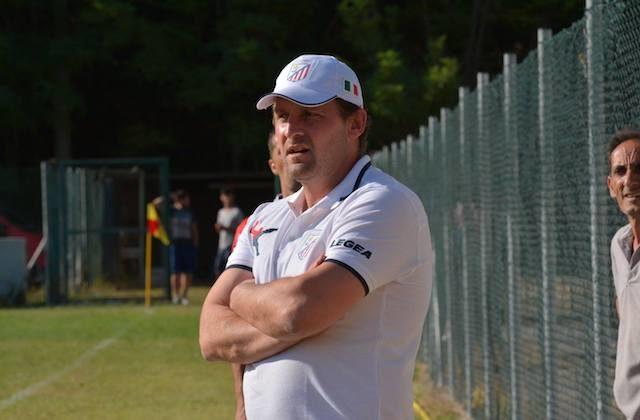 Roberto Monacelli, nuovo allenatore della Valle del Giano