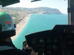 Controlli della polizia sulla costa marchigiana