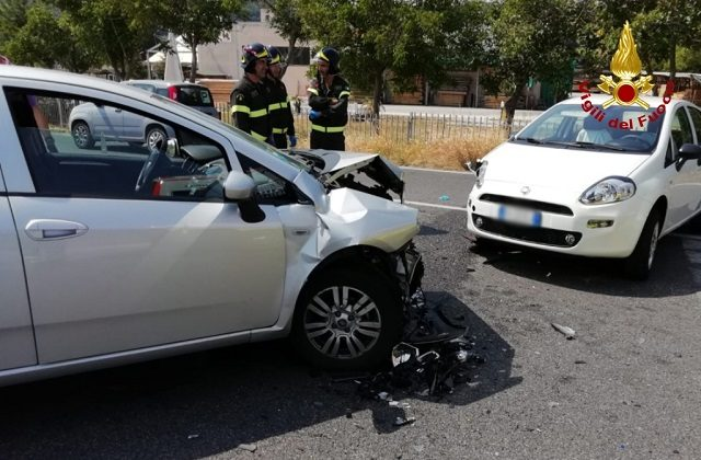L'incidente a Castelfidardo