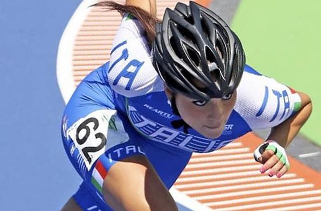 Linda Rossi ritorna nella top ten mondiale