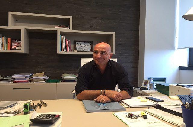 Il direttore generale del Gruppo Astea Massimiliano Riderelli Belli