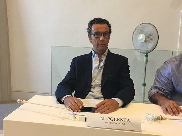La Mancinelli nomina il nono assessore: Michele Polenta avrà la delega all'Ambiente