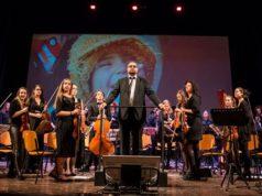 L'orchestra d'archi del teatro Tosti di Ortona