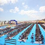 Santini TriO Senigallia 2017: il park delle bici da corsa