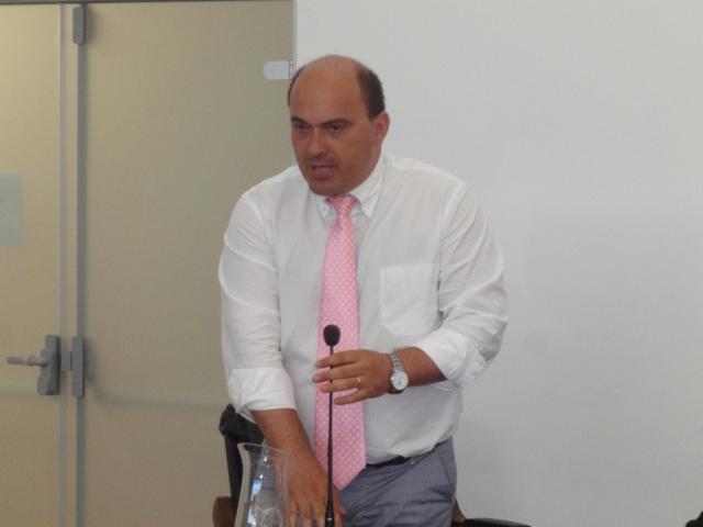Il sindaco di Osimo Simone Pugnaloni