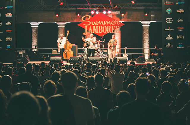 Summer Jamboree: concerti al Foro annonario. Foto di Simone Luchetti