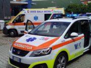 Automedica e Croce Gialla per i soccorsi a Vallemiano