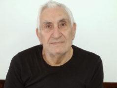 Franco Carluccio fondatore del ristorante La Terrazza