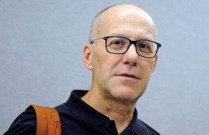 David Piccinini, direttore della Protezione civile regionale