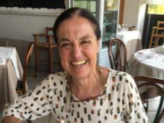 La scrittrice anconetana Patrizia Pesaresi