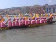 L'equipaggio delle Dragonesse