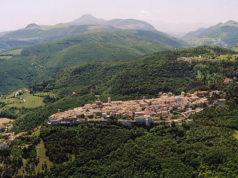 Il centro storico di Arcevia