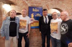 La mostra sui Beatles a Senigallia