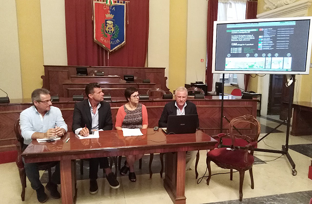 Edilizia residenziale pubblica, 13 nuovi alloggi al Cesano di Senigallia