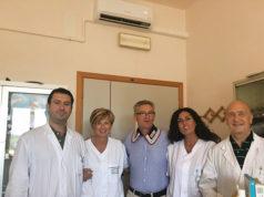 La donazione da parte dell'Associazione Nazionale Carabinieri (ANC) all'ospedale di Arcevia
