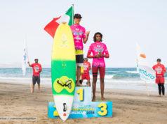 Eugenio Marconi campione del mondo windsurf freestyle under 20 a Fuerteventura