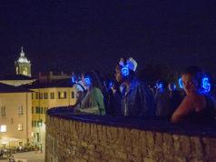 Lo spettacolo alla Rocca roveresca di Senigallia. Foto di Giorgio Pergolini