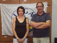 Michela Silvestrini e Davide Da Ros