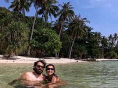 Mattia Crivellini e Michela Silvestri in Indonesia
