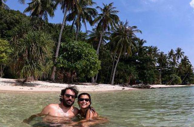 In viaggio di nozze in Indonesia, Senigallia tira un sospiro di sollievo per Mattia e Michela