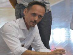 Luca Piccionne, coach Basket Girls