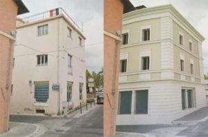 Progetto di riqualificazione dell'ex mulino Tarsi a Senigallia