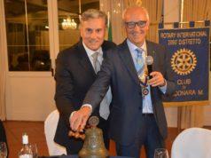 Simoncelli e Maculan del Rotary Club Falconara