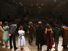 Lo spettacolo al teatro La Fenice di Senigallia del Centro Teatrale Senigalliese