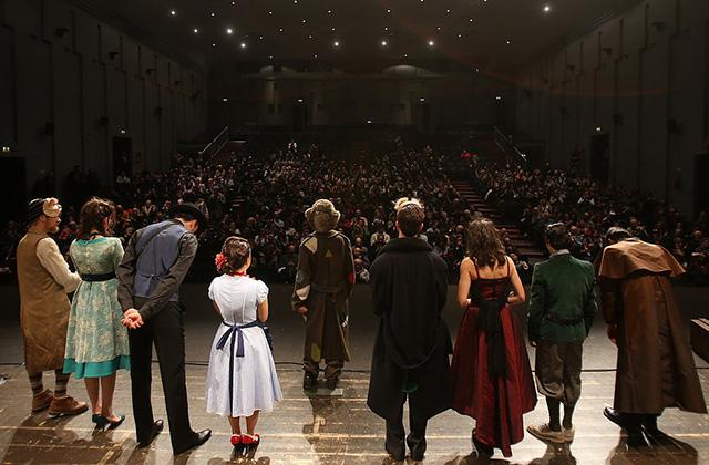 Senigallia, ai nastri di partenza il festival teatraleBacajà!