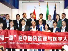Sinergia un ambito sanitario tra Marche e Cina