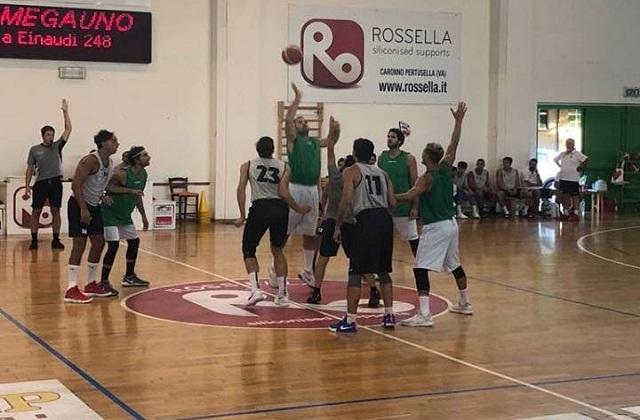 Luciana Mosconi e Civitanova in azione