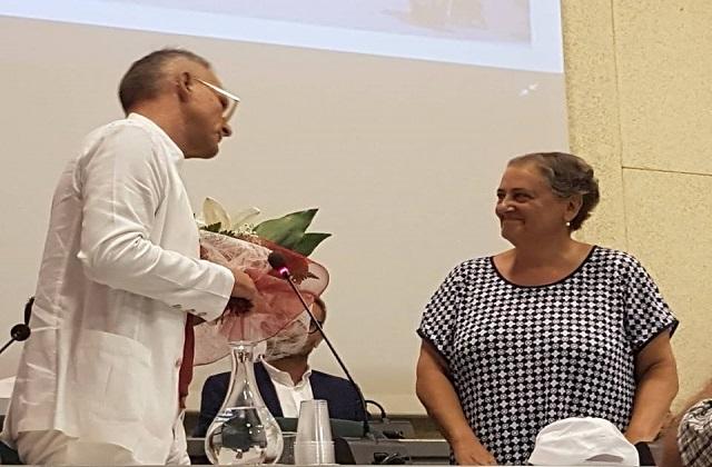 Il sindaco Valeria Mancinelli applaude l'Anconitana e guarda al futuro