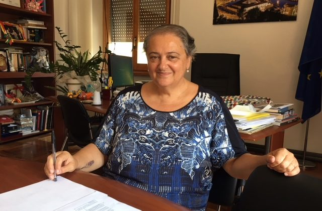 La Mancinelli «maestra di buon governo» tra le 10 donne del 2020